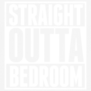 DJ STRAIGHT OUTTA BEDROOM - Men's Breathable T-Shirt
