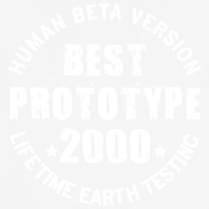 2000 - The birth year of legendary prototypes - Men's Breathable T-Shirt