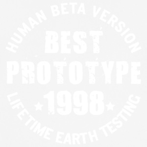 1998 - The birth year of legendary prototypes - Men's Breathable T-Shirt