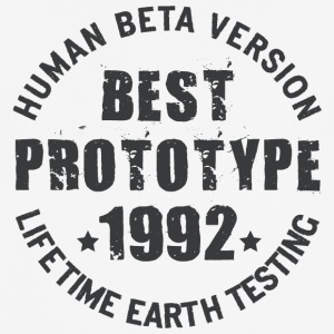 1992 - The birth year of legendary prototypes - Men's Breathable T-Shirt