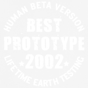 2002 - The birth year of legendary prototypes - Men's Breathable T-Shirt