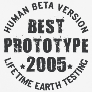 2005 - The birth year of legendary prototypes - Men's Breathable T-Shirt