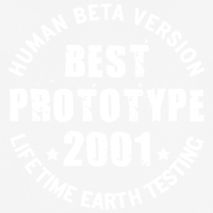 2001 - The birth year of legendary prototypes - Men's Breathable T-Shirt
