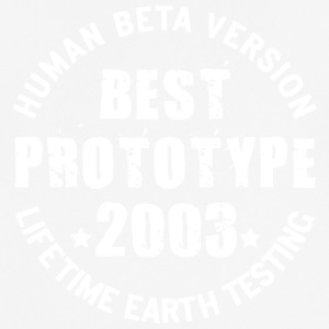 2003 - The birth year of legendary prototypes - Men's Breathable T-Shirt