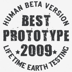 2009 - The birth year of legendary prototypes - Men's Breathable T-Shirt