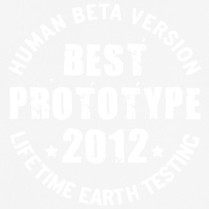 2012 - The birth year of legendary prototypes - Men's Breathable T-Shirt