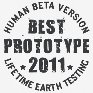 2011 - The birth year of legendary prototypes - Men's Breathable T-Shirt
