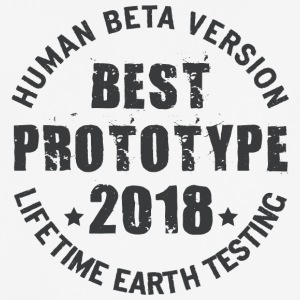 2018 - The birth year of legendary prototypes - Men's Breathable T-Shirt