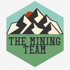 Bergbau: The Mining Team - Männer T-Shirt atmungsaktiv