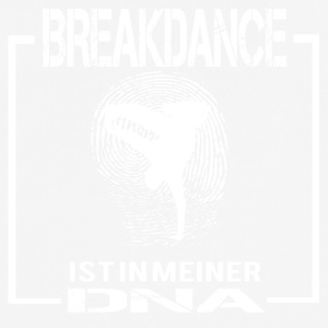 BREAKDANCE DNA - Männer T-Shirt atmungsaktiv
