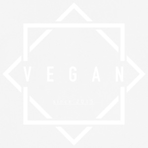VEGAN sedan 2015 - Andningsaktiv T-shirt herr