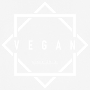 VEGAN sedan 2016 - Andningsaktiv T-shirt herr