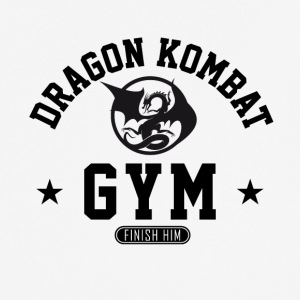 Dragon Kombat - Men's Breathable T-Shirt