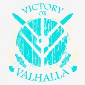 VICTORY OF VALHALLA - Men's Breathable T-Shirt