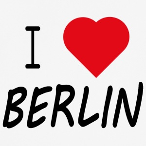 I Love Berlin - Men's Breathable T-Shirt