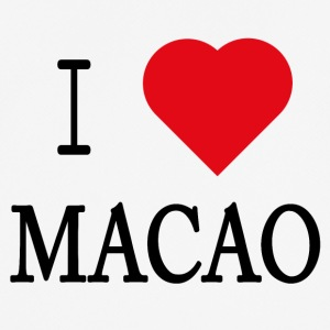 I Love Macau - Men's Breathable T-Shirt