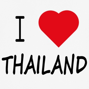 I Love Thailand - Men's Breathable T-Shirt