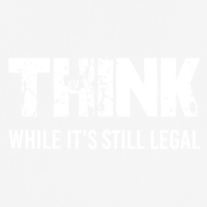 THINK LEGAL - Men's Breathable T-Shirt