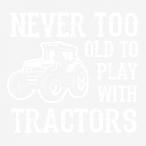 Tractors - Men's Breathable T-Shirt