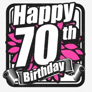 70 års gave