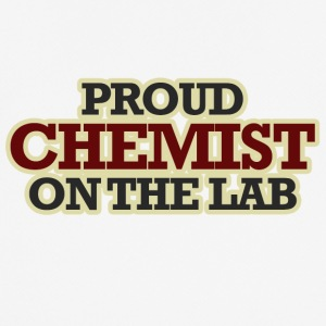 Chemist / Chemistry: Proud Chemist On The Lab - Men's Breathable T-Shirt