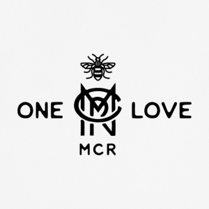 One Love - Manchester - Men's Breathable T-Shirt