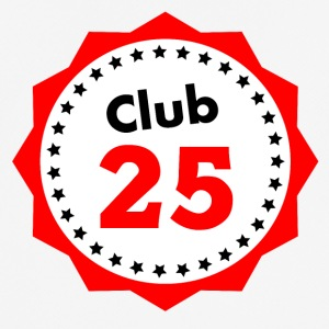 Club 25 gift for 25 year olds - Men's Breathable T-Shirt