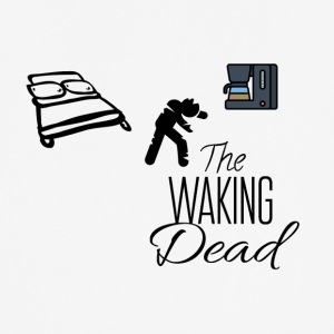 The waking dead - Men's Breathable T-Shirt