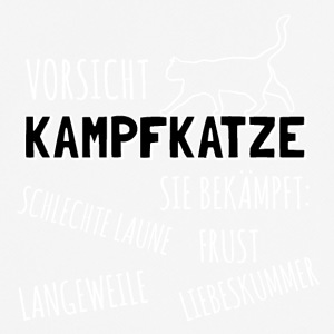 Attention Kampfkatze - T-shirt respirant Homme