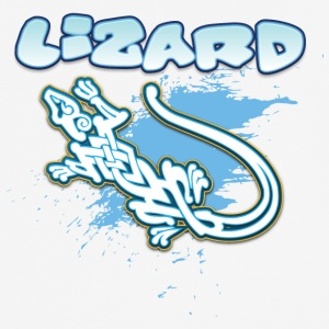 Cool lézard tribal - T-shirt respirant Homme