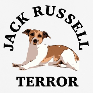 Jack Russell terror3 - Men's Breathable T-Shirt