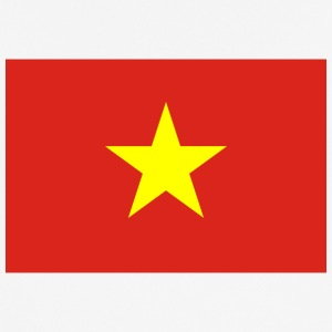 National Flag Of Vietnam - Men's Breathable T-Shirt
