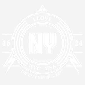 New York City Badge - T-shirt respirant Homme