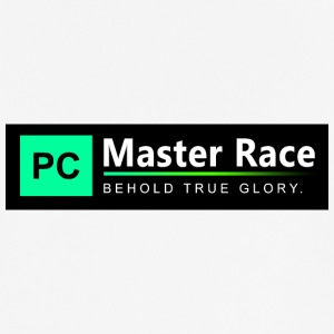 PC Master Race - Herre T-shirt svedtransporterende