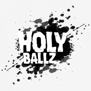 Holy Ballz - Pustende T-skjorte for menn
