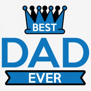 Vatertag: Best Dad Ever - Männer T-Shirt atmungsaktiv