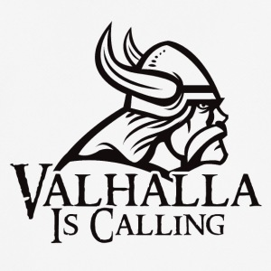 Viking: Valhalla Is Calling - Men's Breathable T-Shirt