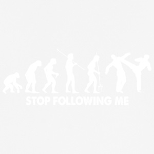 Evolution Stop Following Me Kampfsport Shirt - Männer T-Shirt atmungsaktiv