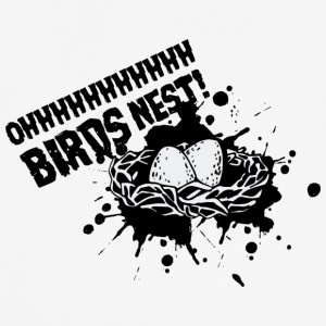 Oh Birds Nest Without Bird - Men's Breathable T-Shirt