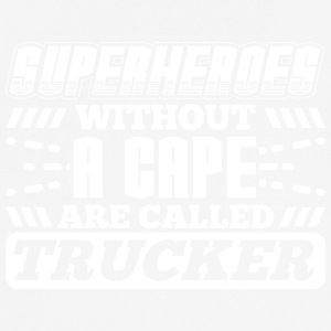SUPERHEROES TRUCKER - Men's Breathable T-Shirt