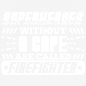 SUPERHEROES FIREFIGHTER - Men's Breathable T-Shirt