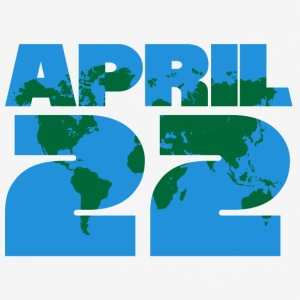 Earth Day / Earth Day: April 22 - Men's Breathable T-Shirt