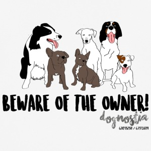 Beware of the Owner - Camiseta hombre transpirable