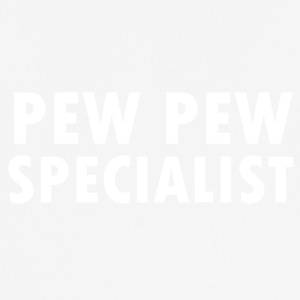 Pew Pew Specialist - Men's Breathable T-Shirt