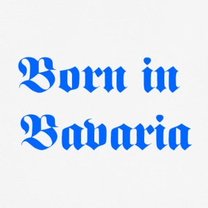 Born in Bavaria - Männer T-Shirt atmungsaktiv