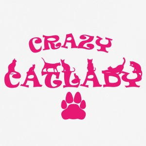 CRAZY PINK Catlady - Men's Breathable T-Shirt