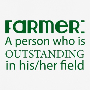 Farmer / Farmer / Farmer: En person, der outstan - Herre T-shirt svedtransporterende