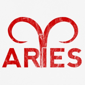 Aries / Zodiac Aries - Men's Breathable T-Shirt