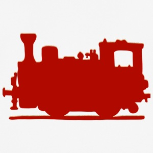 Vintage Steam Train - Herre T-shirt svedtransporterende