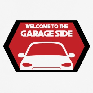 Meccanico: Welcome To The Garage Side - Maglietta da uomo traspirante